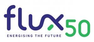 Flux50 logo